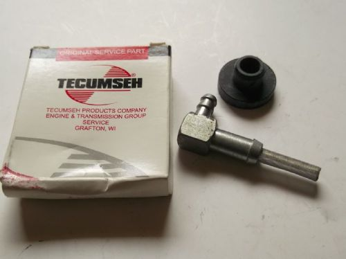 Tecumseh 33395 Elbow Fuel Valve with bushing